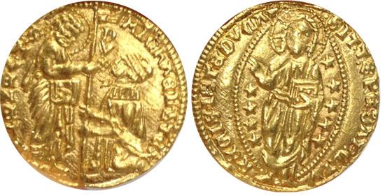 Ducado de Fra Griovanni  Dándolo - 1284