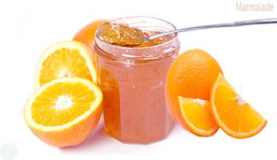 Marmalade,Marmalade food