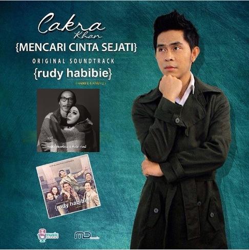 "Download Lagu OST. Rudy Habibie ""Mencari Cinta Sejati"" Cakra Khan - www.blankon-ku.com by blankonku"