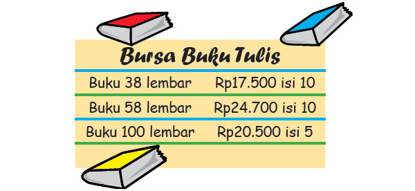 Harga Buku