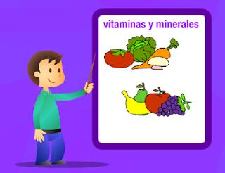 Las vitaminas y minerales son necesarios para tener unos hábitos saludables