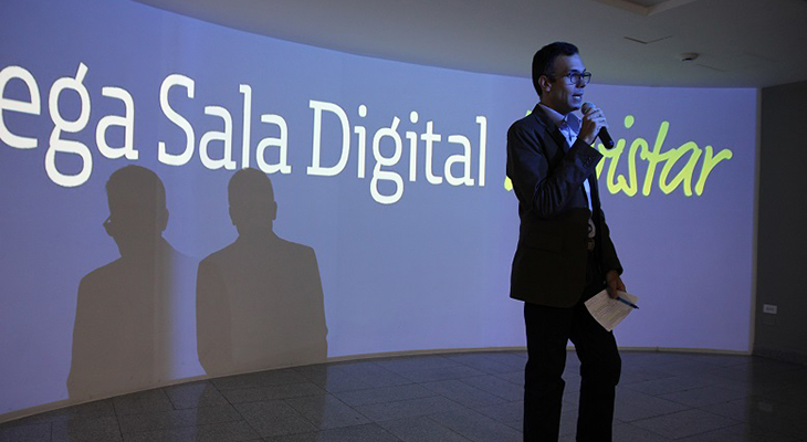 Clientes Movistar digitales