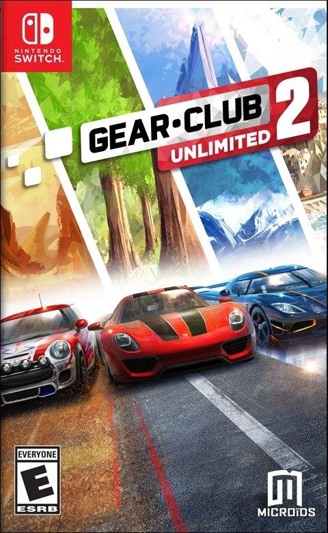Gear Club Unlimited 2 Switch XCI NSP - Switch-xci com