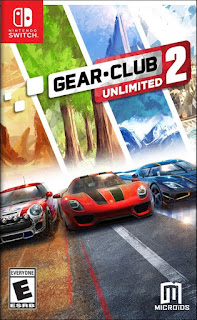 Gear Club Unlimited 2 Switch XCI NSP