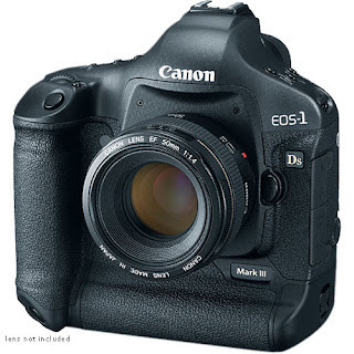 Kamera SLR CANON EOS 1Ds Mark III Body