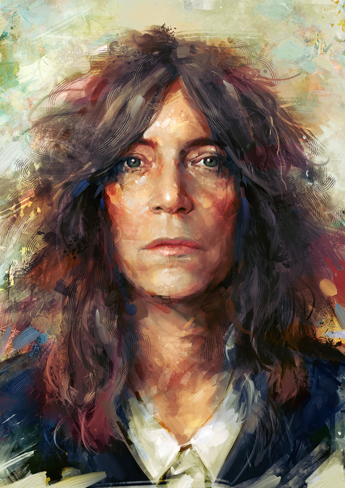 patti smith jung