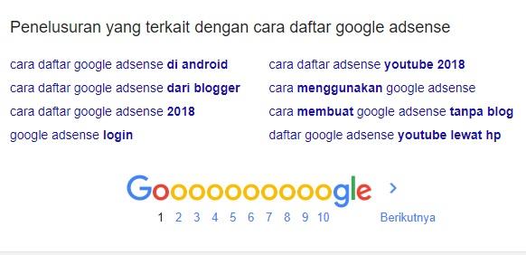 Cara Riset Keyword paling Jitu dan SUPER MUDAH untuk  Tampil di halaman Utama Google