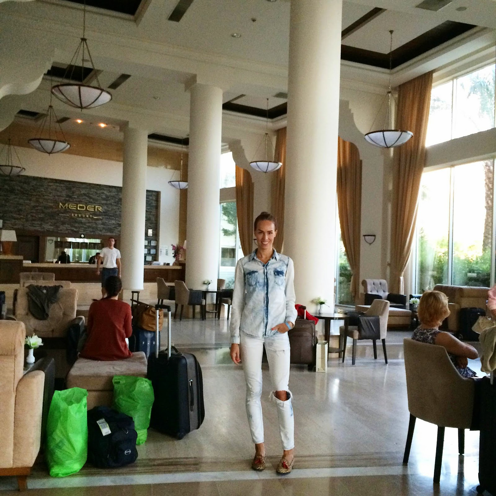 meder-resort-hotel-lobby-kemer-turkey-denim-on-denim