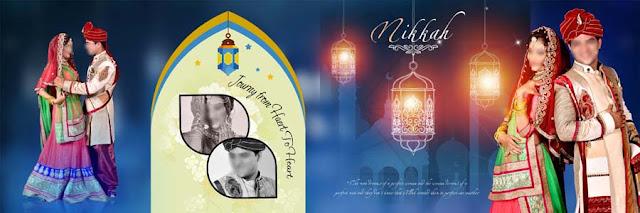 Muslim Wedding Album
