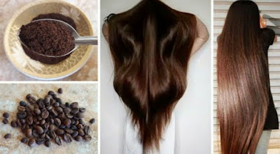 ملعقة قهوة ستجعل من حولك يتكلم عن جمال شعرك و طوله و لمعانه