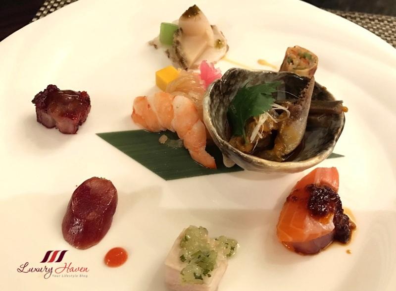 hilton tokyo bay dining review dynasty restaurant