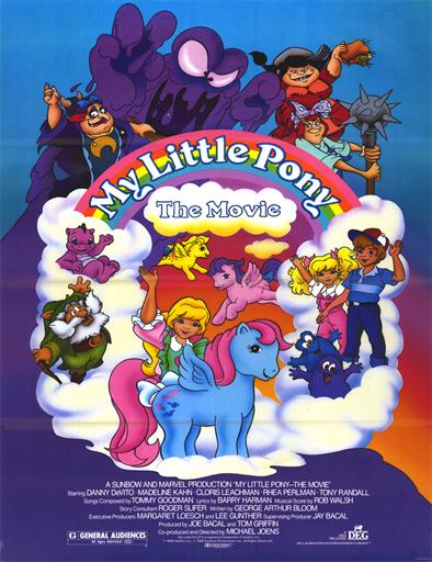 ver mi pequeño pony la película 1986 online peliculas online gratis