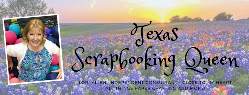 Texas Scrapbooking Queen