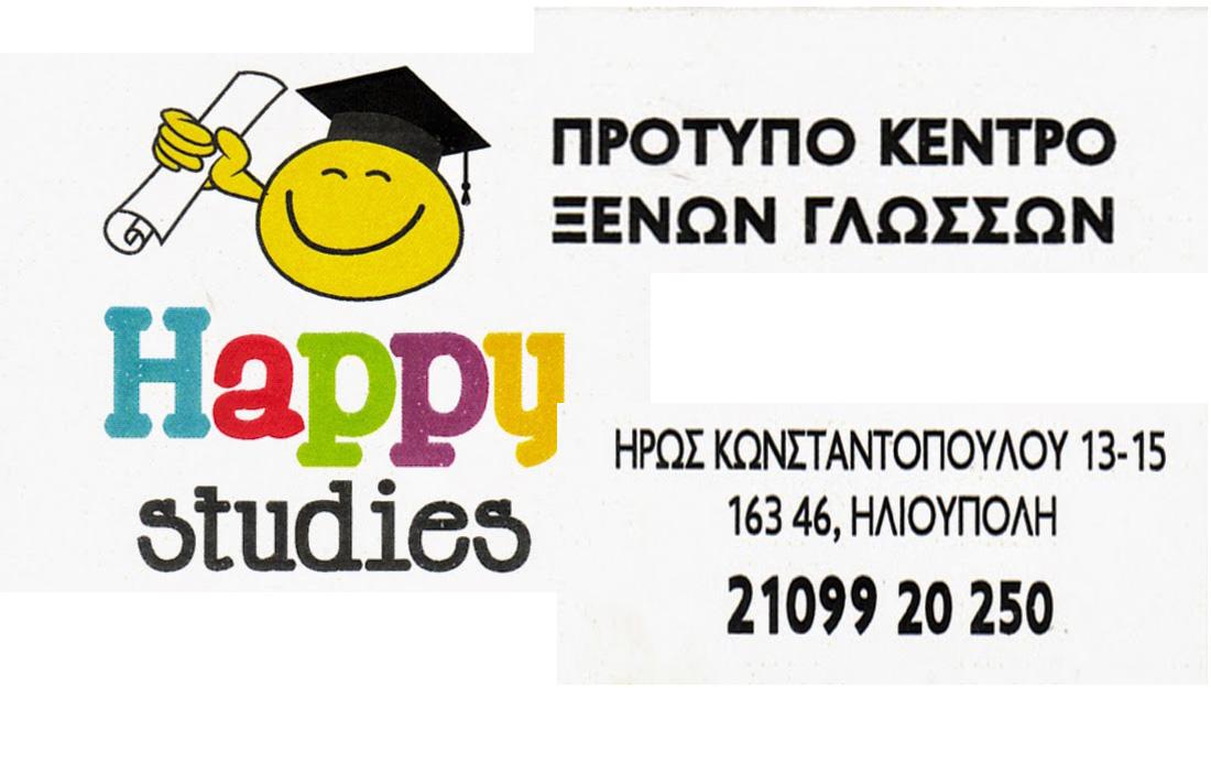HAPPY STUDIES