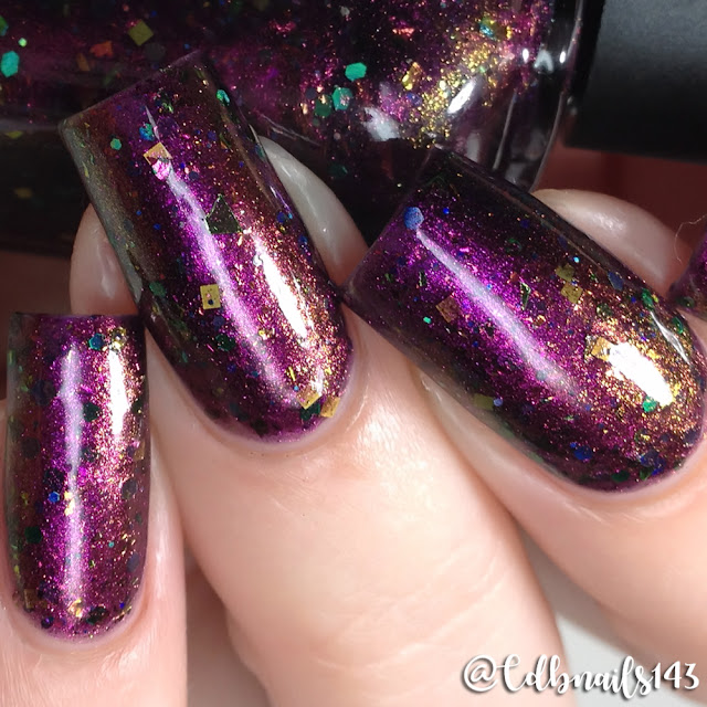 Moon Shine Mani-You Are Not Prepared!