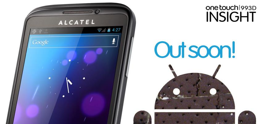 Alcatel One Touch Insight OT-993D