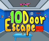 KnfGame 10 Door Escape Wa…