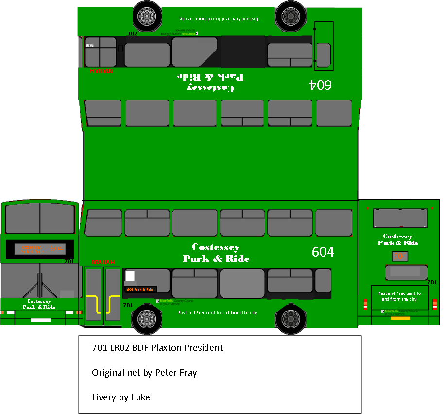 Braham Buses Group: January 2014