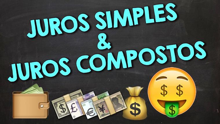 Como calcular juros simples e compostos sem utilizar fórmulas