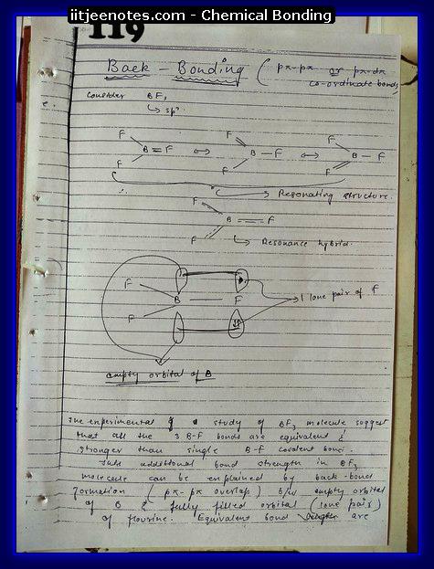 Chemical-Bonding Notes class 11-23