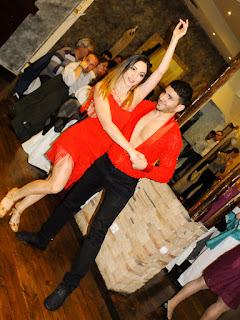 διαγωνισμός χορού