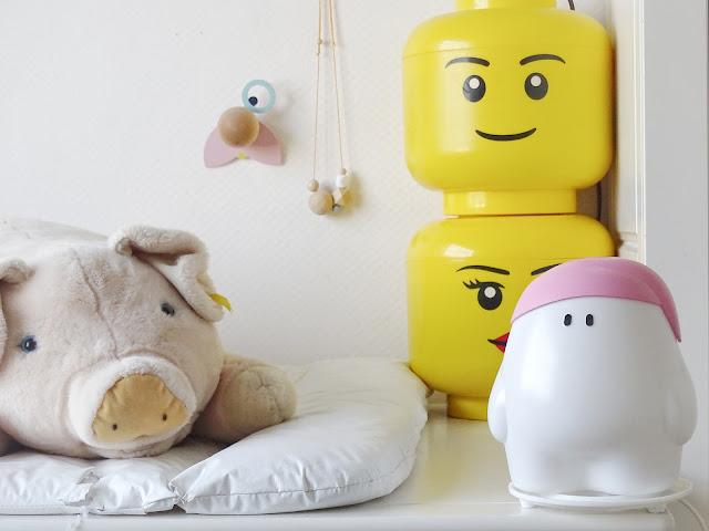 Ikea-Hack und Upcycling - Kugellampe Fado wird zu einer Vase und einem neuen, alten Nachtlicht - www.mammilade.blogspot.de - 5 Lieblinge, Momente und Motive der Woche