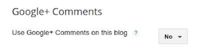 Google+ yorumları