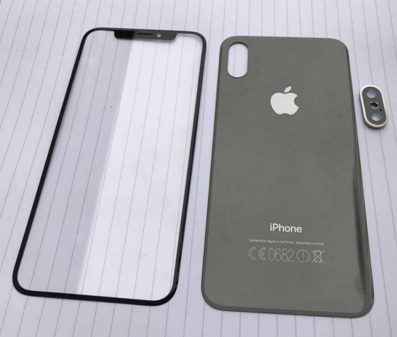 The Leaked Front and Back Panel Of iPhone 8, 7s Seems To Be Original           iphone 8, iphone 7s, smartphones, iphone, apple, ios, mobile phones, new smartphones, future smartphones, technology, technews,
