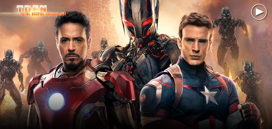 The Avengers: Age Of Ultron - Iron Man, Captain America, Thor, The Incredible Hulk, Black Widow și Hawkeye, sunt supuşi unui test final de care atârna soarta întregii planete.