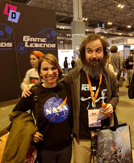 Loulogio en Heroes Comic Con