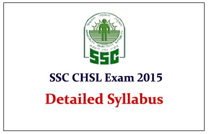 Cgl Syllabus 2015 Pdf