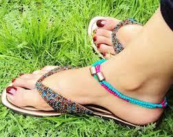 beaded anklets in Brunei