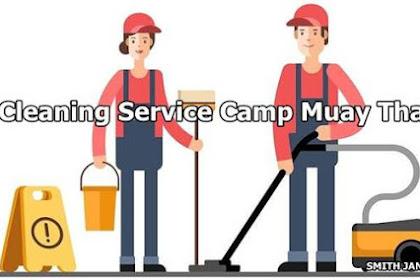 Lowongan Kerja Pekanbaru : Cleaning Service Camp Muay Thai Agustus 2017