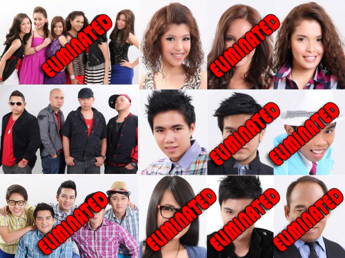 X-Factor Philippines Top 4 Elimination Night