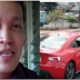 Look: Renato Reyes Son Crashes ₱1.9M Sports Car in Pampanga!!