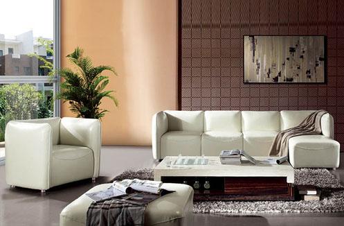 Chọn ghế sofa chân gỗ hay sofa chân inox cho phòng khách gia đình?