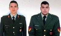 Ελεύθεροι οι δύο Έλληνες στρατιωτικοί που κρατούνται στην Τουρκία