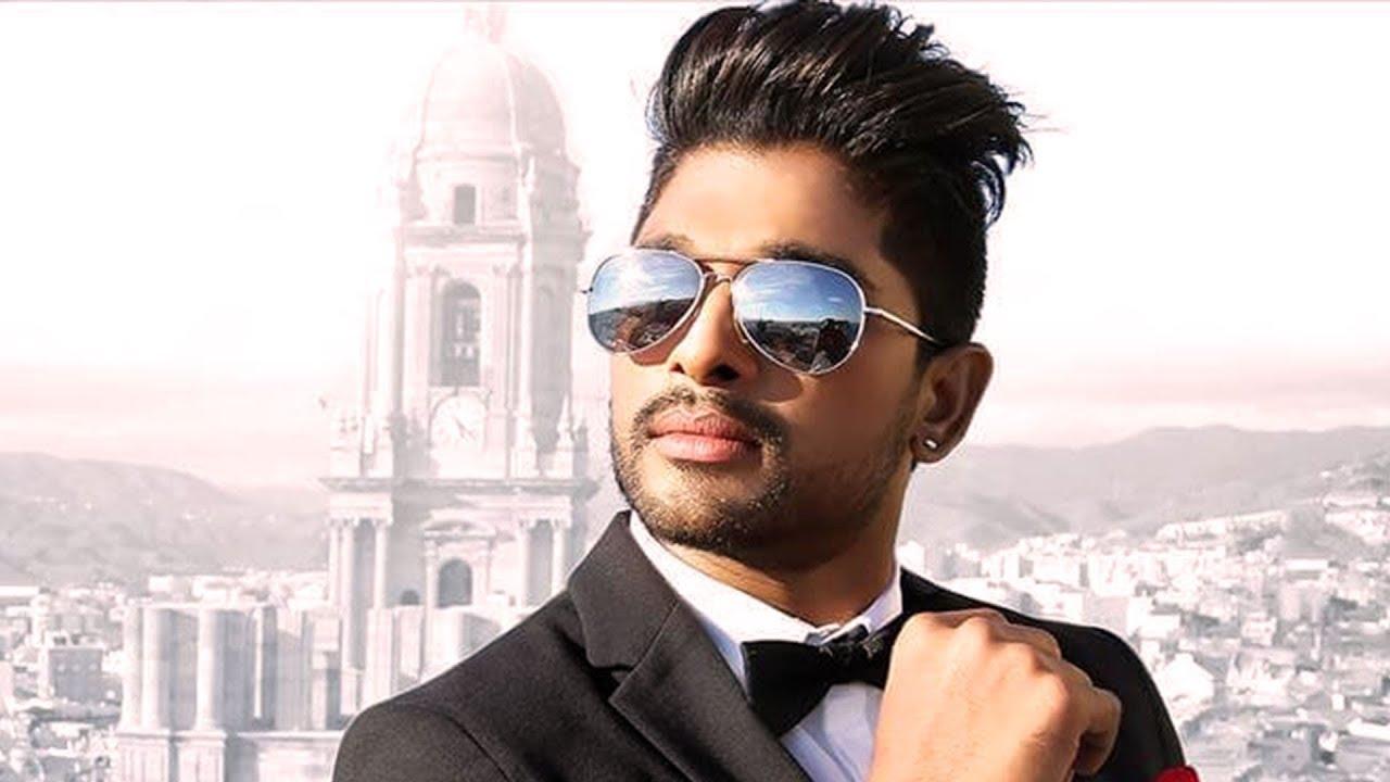 Fashion style Star stylish allu arjun movie list for lady