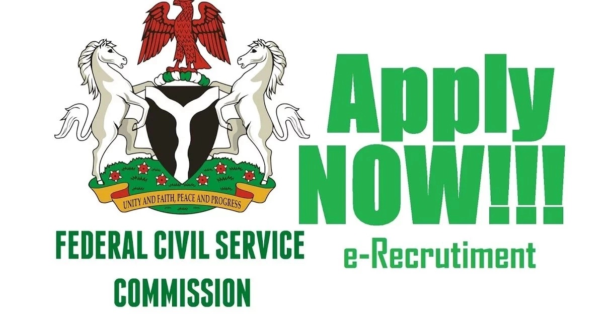 Federal Civil Service Commission Begins Massive Recruitment (See How To Apply)