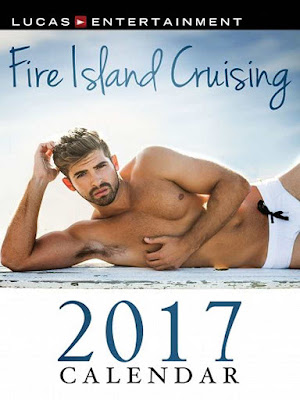 Fire Island Cruising 2017 Calendar (Lucas Entertainment) Gayrado Online Shop