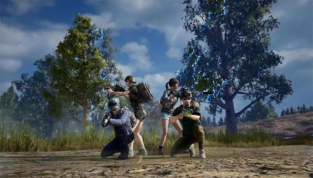 PUBG 6.2 güncellemesi Xbox One X ve PS4'te çapraz oynama getiriyor