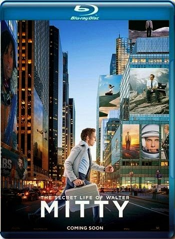 The Secret Life of Walter Mitty 2013 720p BRRip 850mb YIFY