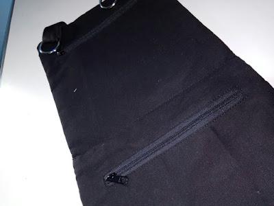 KIMU double wallbag wingchun / samsak wingchun