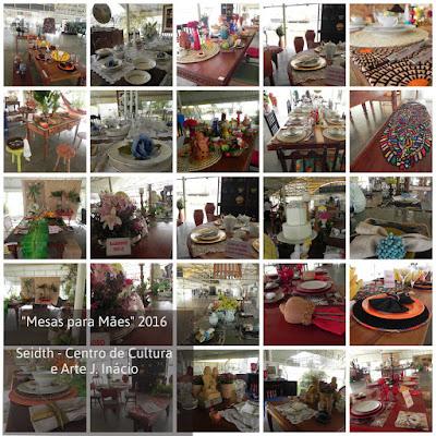 fotos mesa para mães Seidth - Sergipe Aracajú