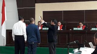 Tata Cara dan Lafal Sumpah Pemeriksaan Saksi dan Ahli di Persidangan