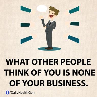 Apa Yang Orang Lain Pikirkan Terhadapmu Itu Bukan Urusanmu (identitas.net)