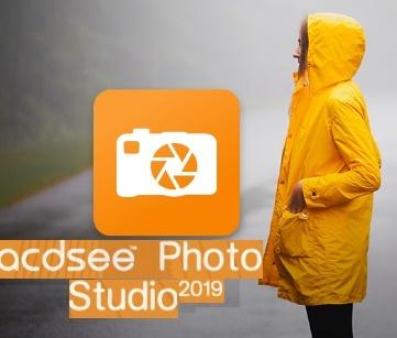تحميل برنامج تحرير وتعديل الصور ACDSee Photo Studio 2019