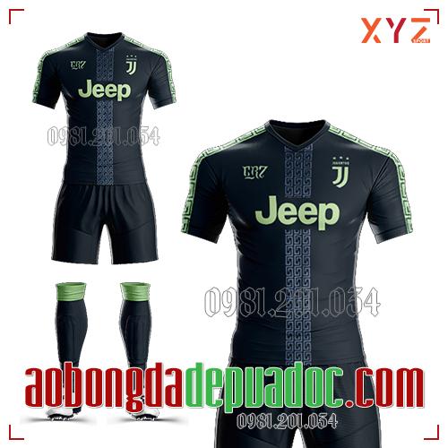 Áo Juventus 2019 Training Mẫu 2