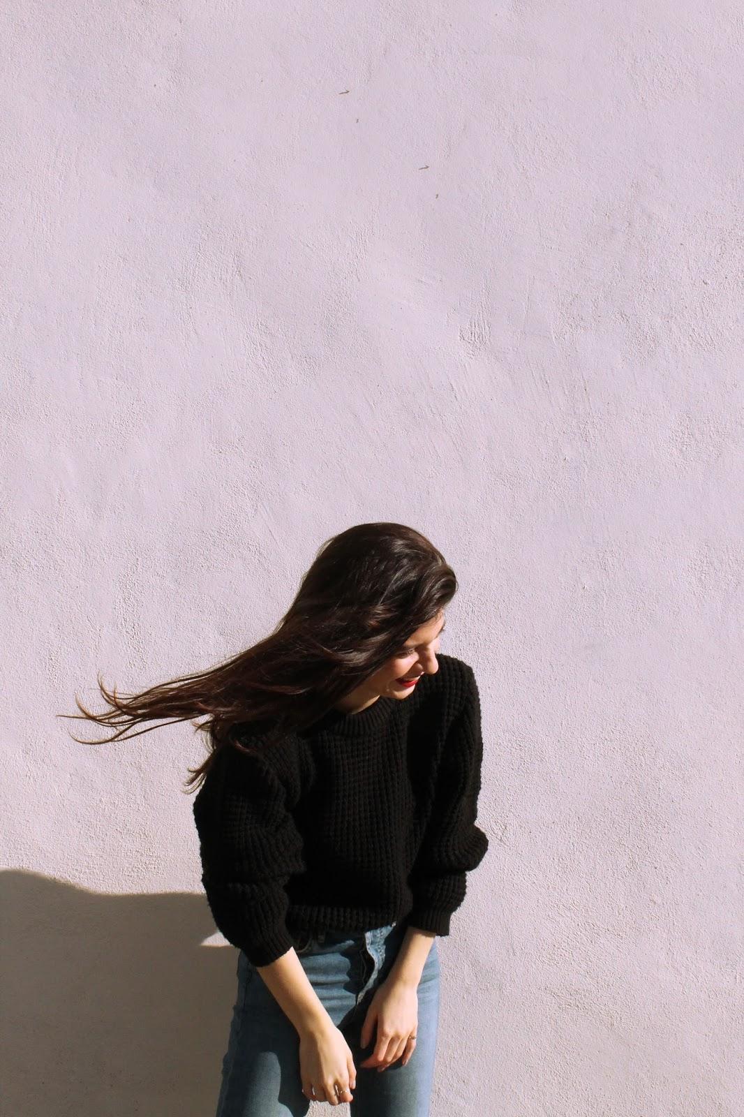 VIDEO clothing, fisherman knit, knitwear, jumper, sweater, made in greece, greek brand