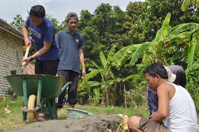 Agenda - Pembangunan infrastuktur desa